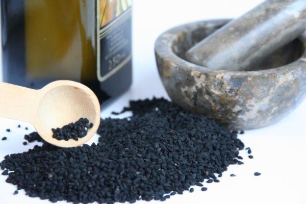 Post Apotheke Luedenscheid, Schwarzkümmelöl in Bioqualität